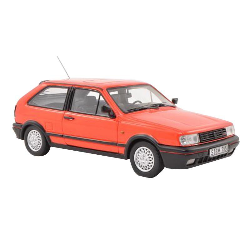 NEO/ネオ VW ポロ G40 レッド 1/43スケール NEO45795「他の商品と同梱不可/北海道、沖縄、離島別途送料」