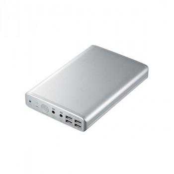 サンワサプライ ノートパソコン用モバイルバッテリー BTL-RDC12N「他の商品と同梱不可/北海道、沖縄、離島別途送料」