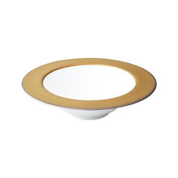 【代引不可】NIKKO ニッコー 23cmスープ皿 Fortune 12820-0223「他の商品と同梱不可/北海道、沖縄、離島別途送料」