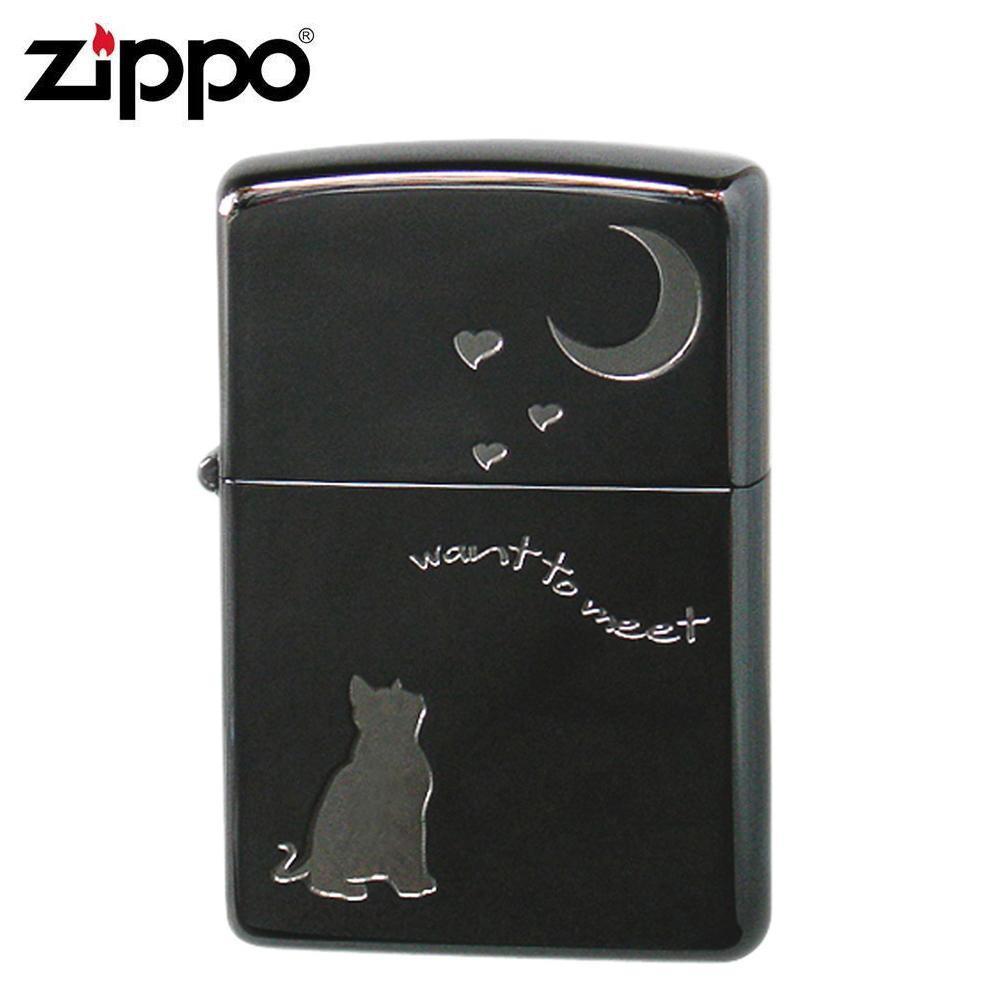 ZIPPO(ジッポー) オイルライター 2CAT-BNA「他の商品と同梱不可/北海道、沖縄、離島別途送料」