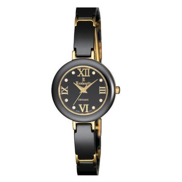 ROMANETTE(ロマネッティ) レディース 腕時計 RE-3524L-1「他の商品と同梱不可/北海道、沖縄、離島別途送料」