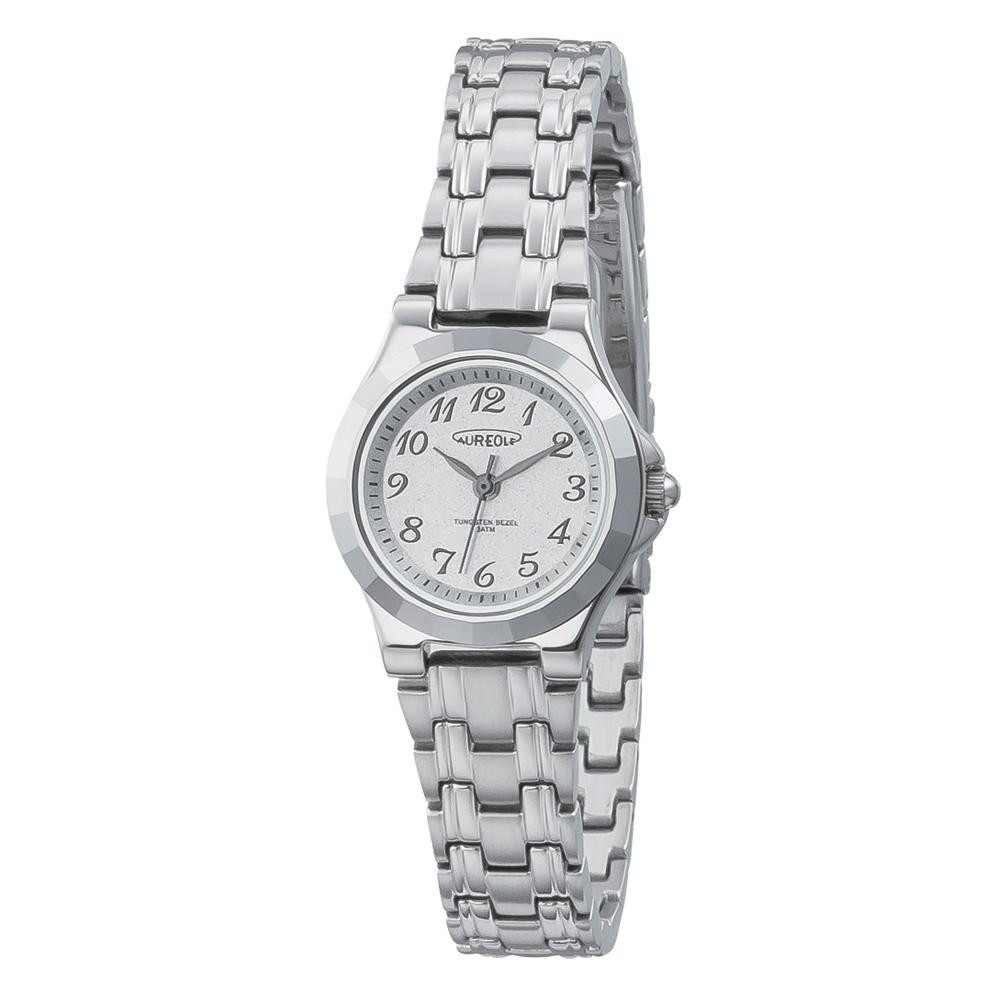 AUREOLE(オレオール) 超硬 レディース 腕時計 SW-597L-03「他の商品と同梱不可/北海道、沖縄、離島別途送料」