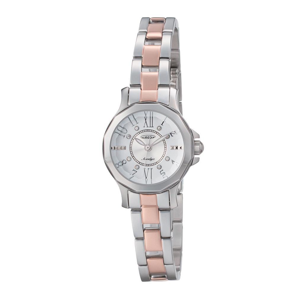 AUREOLE(オレオール) アクセリーゼ レディース 腕時計 SW-574L-7「他の商品と同梱不可/北海道、沖縄、離島別途送料」