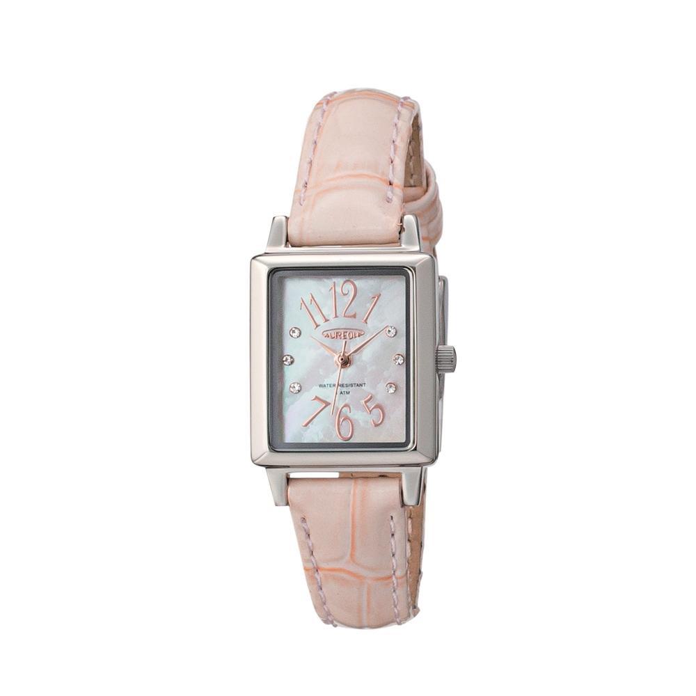 AUREOLE(オレオール) 日本製 レディース 腕時計 SW-590L-F「他の商品と同梱不可/北海道、沖縄、離島別途送料」