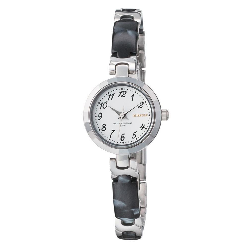 AUREOLE(オレオール) 日本製 レディース 腕時計 SW-588L-C「他の商品と同梱不可/北海道、沖縄、離島別途送料」