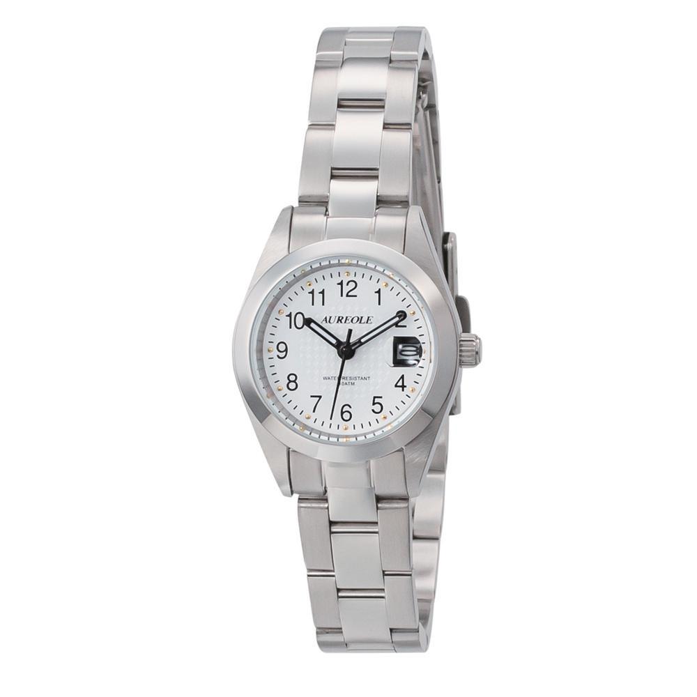 AUREOLE(オレオール) 日本製 レディース 腕時計 SW-591L-C「他の商品と同梱不可/北海道、沖縄、離島別途送料」