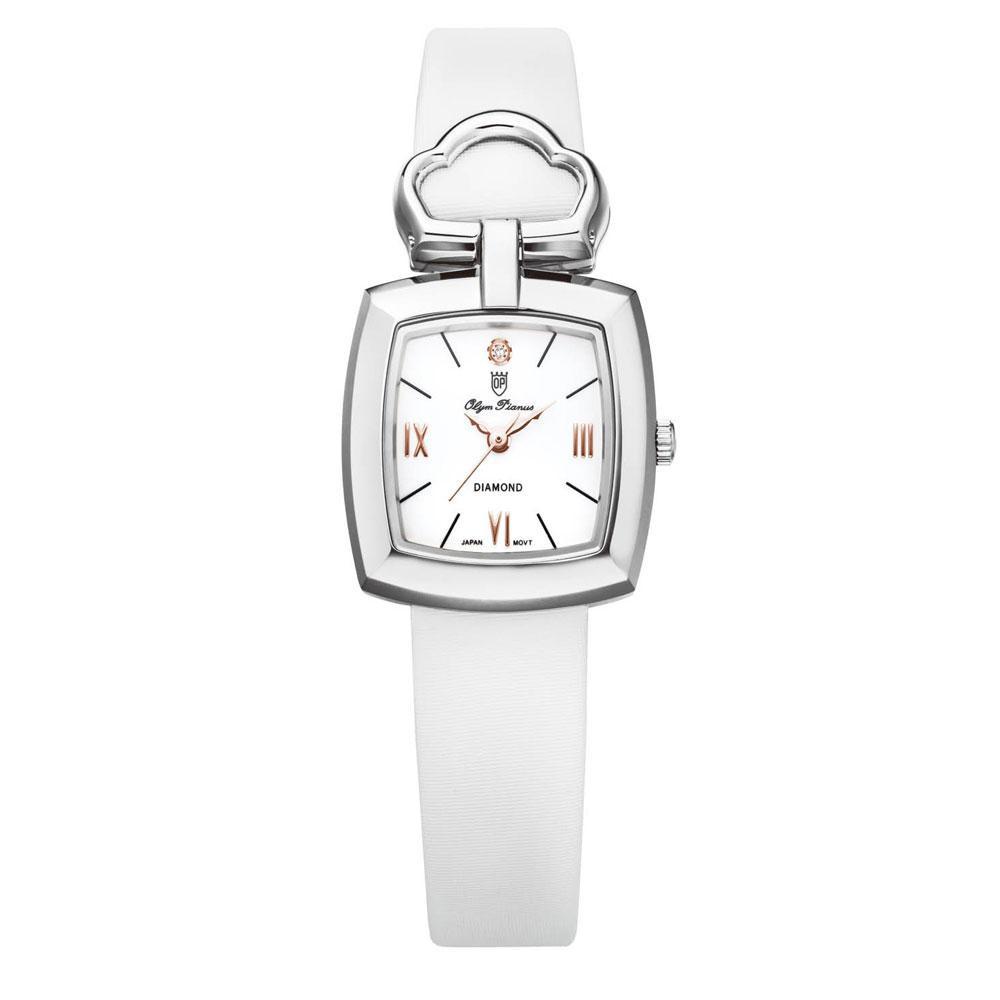 OLYM PIANAS(オリン ピアナス) レディース 腕時計 ON-2464LS-3「他の商品と同梱不可/北海道、沖縄、離島別途送料」
