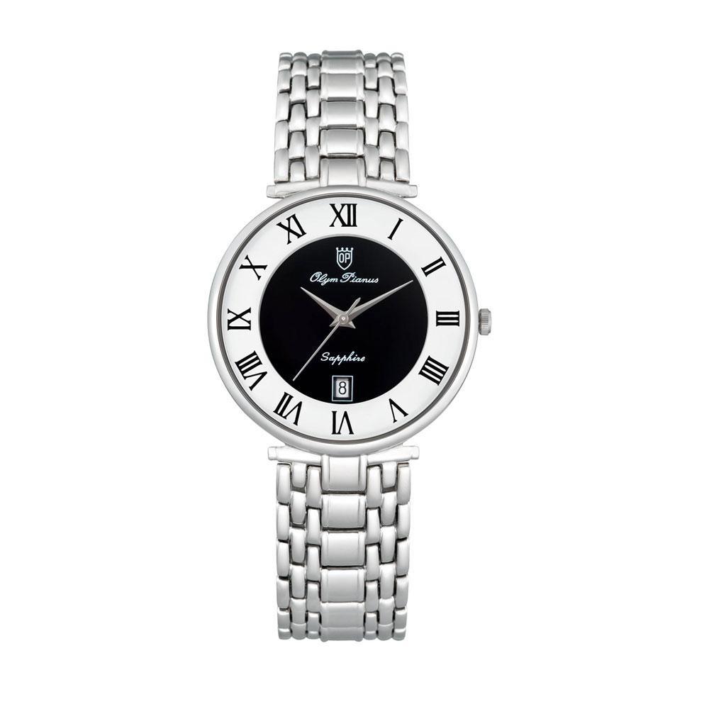 OLYM PIANAS(オリン ピアナス) メンズ 腕時計 ON-5677MS-1「他の商品と同梱不可/北海道、沖縄、離島別途送料」