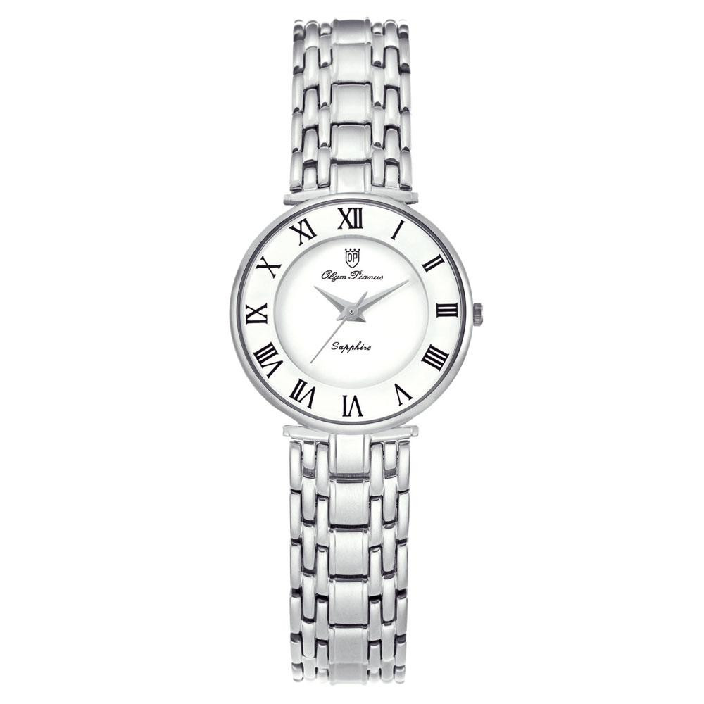 OLYM PIANAS(オリン ピアナス) レディース 腕時計 ON-5677LS-3「他の商品と同梱不可/北海道、沖縄、離島別途送料」