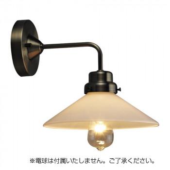 【代引不可】ブラケットライト カプリコーン 乳白P1・BK型BR (電球なし) GLF-3370X「他の商品と同梱不可/北海道、沖縄、離島別途送料」