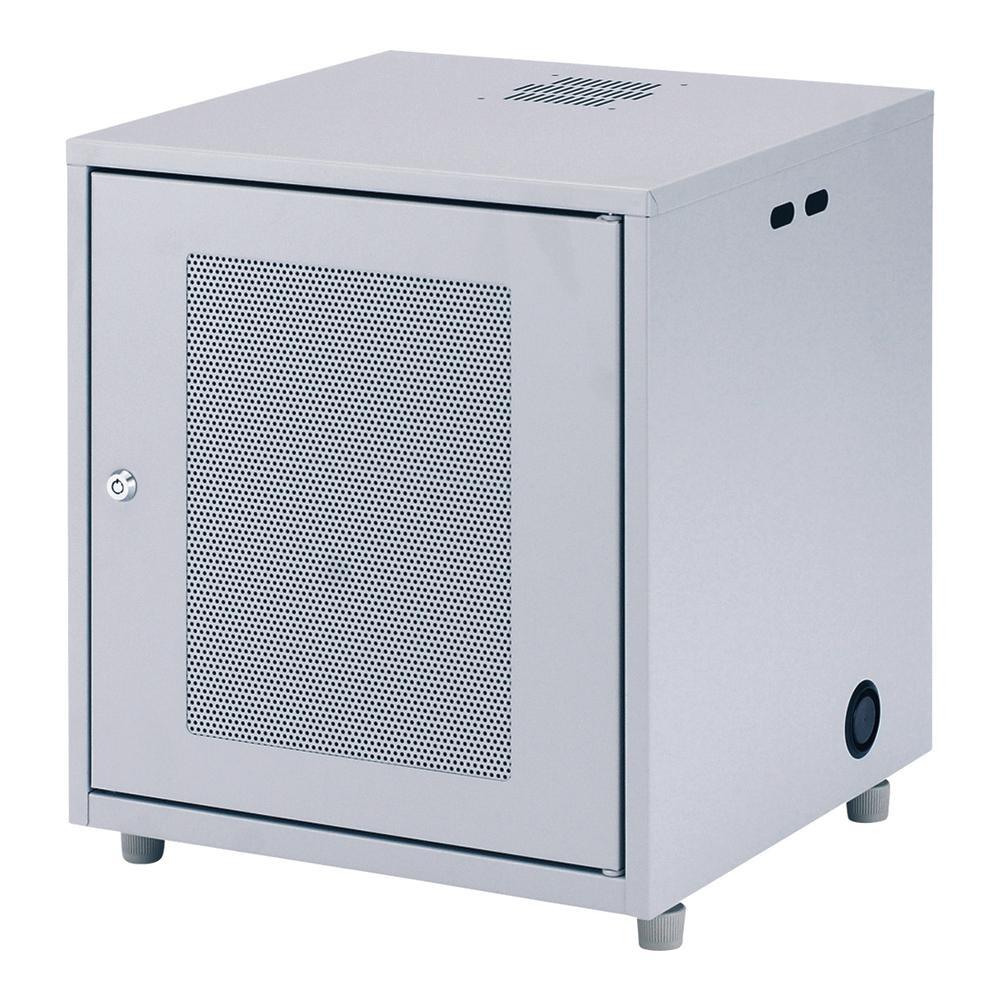 【代引不可】サンワサプライ NAS、HDD、ネットワーク機器収納ボックス CP-KBOX2「他の商品と同梱不可/北海道、沖縄、離島別途送料」