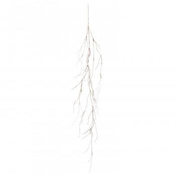 【代引不可】アーティフィシャルフラワー ツイッグバイン ブラウン 12本セット Z0131 アレンジメント「他の商品と同梱不可/北海道、沖縄、離島別途送料」