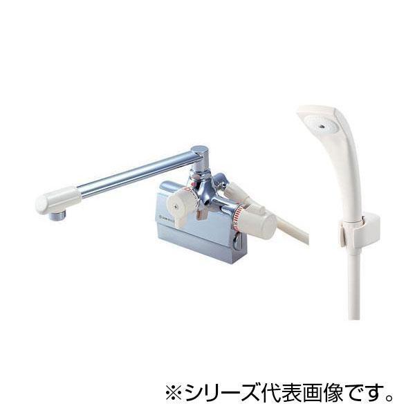 シンプルなデザインのサーモデッキシャワー混合栓 SANEI サーモデッキシャワー混合栓 SK7800D-13「他の商品と同梱不可/北海道、沖縄、離島別途送料」
