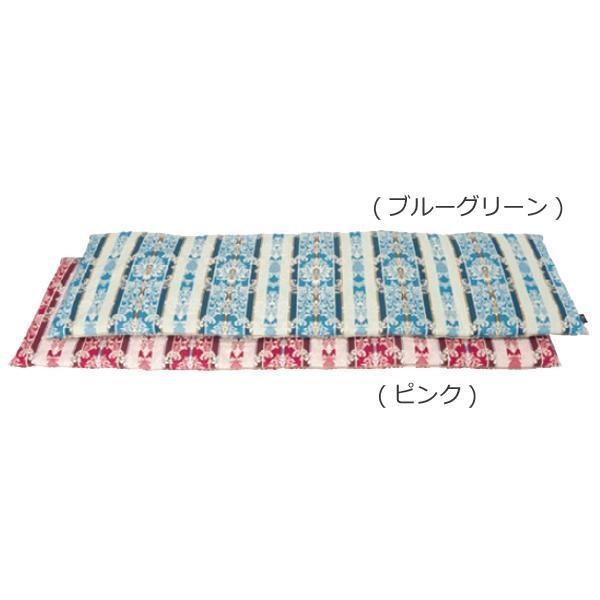 川島織物セルコン selegrance クレイユ ロングシート 46×150cm LN1424「他の商品と同梱不可/北海道、沖縄、離島別途送料」