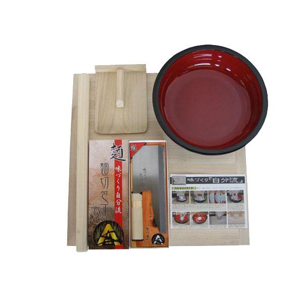 3430201 A-1280家庭用麺打ちセットB「他の商品と同梱不可/北海道、沖縄、離島別途送料」