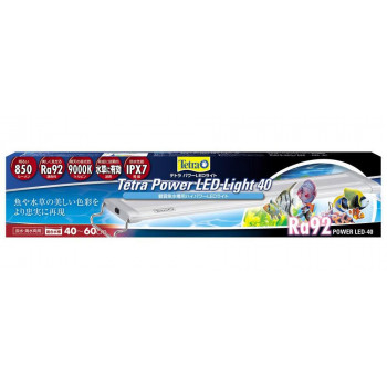Tetra(テトラ) パワーLEDライト40 6個 73352「他の商品と同梱不可/北海道、沖縄、離島別途送料」