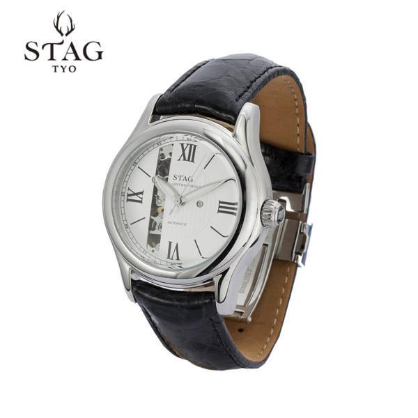 STAG TYO 腕時計 STG003S2「他の商品と同梱不可/北海道、沖縄、離島別途送料」
