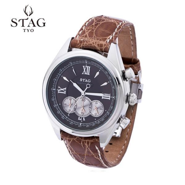 STAG TYO 腕時計 STG004S1「他の商品と同梱不可/北海道、沖縄、離島別途送料」