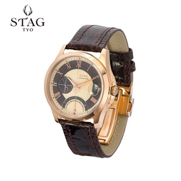 STAG TYO 腕時計 STG001P1「他の商品と同梱不可/北海道、沖縄、離島別途送料」