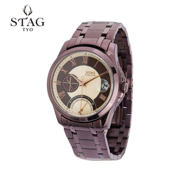 STAG TYO 腕時計 STG002B1「他の商品と同梱不可/北海道、沖縄、離島別途送料」