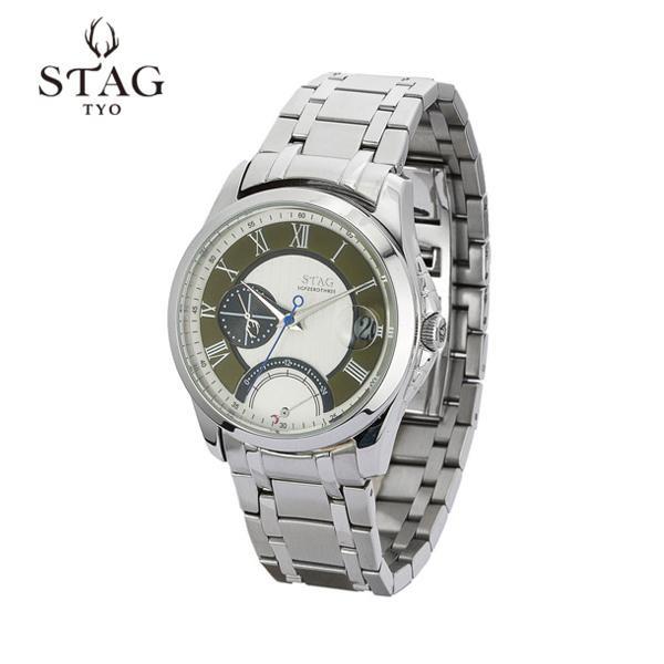 STAG TYO 腕時計 STG002S1「他の商品と同梱不可/北海道、沖縄、離島別途送料」