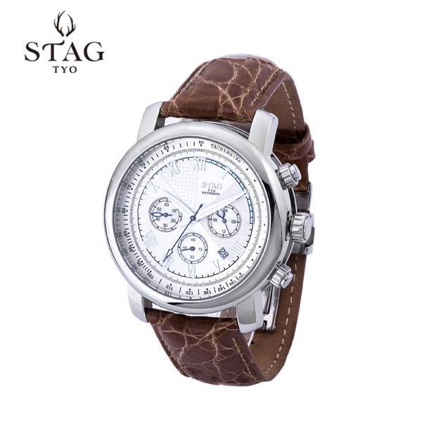 STAG TYO 腕時計 STG010S2「他の商品と同梱不可/北海道、沖縄、離島別途送料」