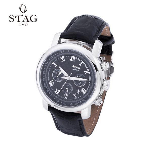 STAG TYO 腕時計 STG010S3「他の商品と同梱不可/北海道、沖縄、離島別途送料」