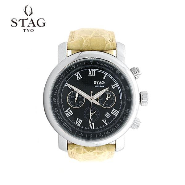 STAG TYO 腕時計 STG010S4「他の商品と同梱不可/北海道、沖縄、離島別途送料」