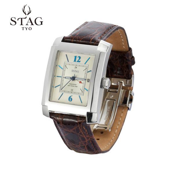 STAG TYO 腕時計 STG005S1「他の商品と同梱不可/北海道、沖縄、離島別途送料」