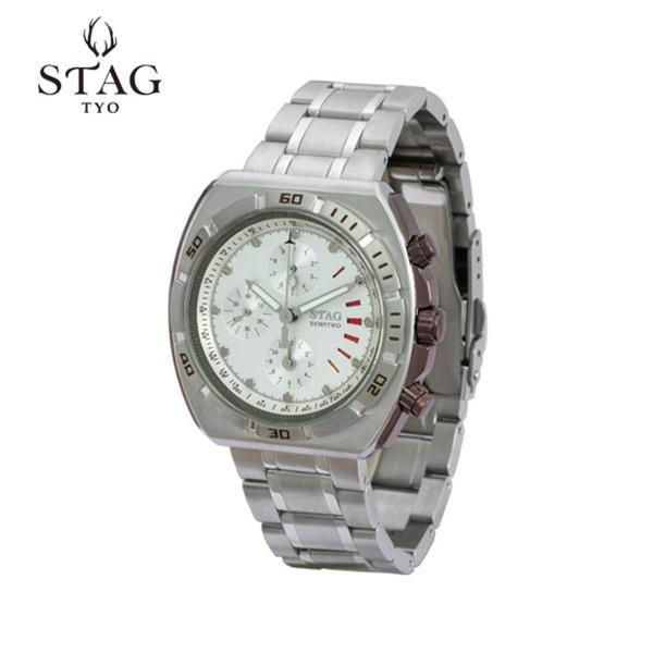 STAG TYO 腕時計 STG009S1「他の商品と同梱不可/北海道、沖縄、離島別途送料」