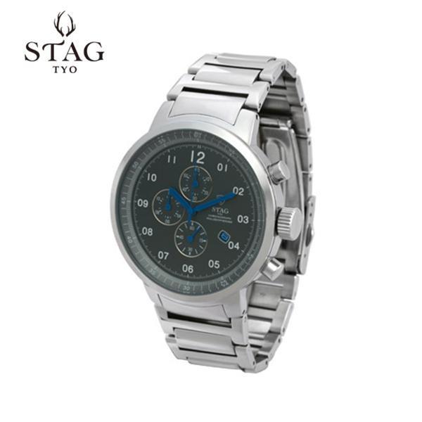 STAG TYO 腕時計 STG012S2「他の商品と同梱不可/北海道、沖縄、離島別途送料」