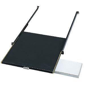 サンワサプライ スライド棚(マウステーブル付) RAC-SV18SMN「他の商品と同梱不可/北海道、沖縄、離島別途送料」