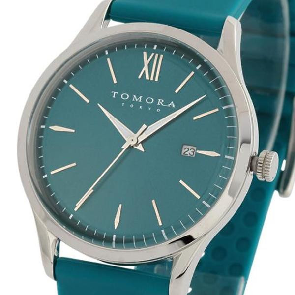 TOMORA TOKYO(トモラ トウキョウ) 腕時計 T-1605-SPB「他の商品と同梱不可/北海道、沖縄、離島別途送料」