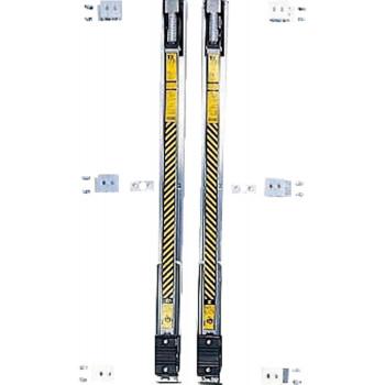 【代引不可】安定性補助器具 はしご・脚立用 スタビライザー 一対 STL-850「他の商品と同梱不可/北海道、沖縄、離島別途送料」