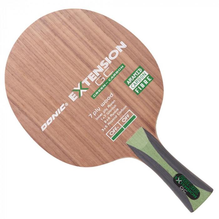 【代引不可】DONIC 卓球ラケット エクステンション GC ストレート BL183「他の商品と同梱不可/北海道、沖縄、離島別途送料」