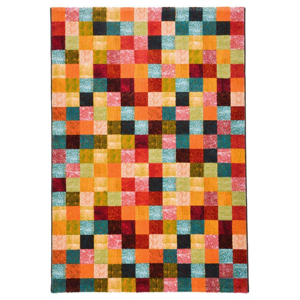 ウィルトン PANDRA ブロック 約160×230cm 240610610「他の商品と同梱不可/北海道、沖縄、離島別途送料」