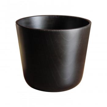 はしっこカップ 夕凪 楓 漆黒 5個セット「他の商品と同梱不可/北海道、沖縄、離島別途送料」