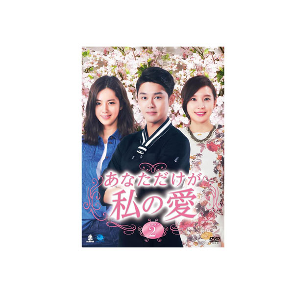 韓国ドラマ あなただけが私の愛 DVD-BOX2「他の商品と同梱不可/北海道、沖縄、離島別途送料」