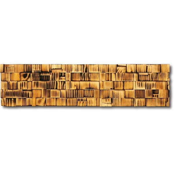 ユーパワー PLADEC ART プラデック ウッド クラフト ロング(バーンドパイン) PL-13521「他の商品と同梱不可」