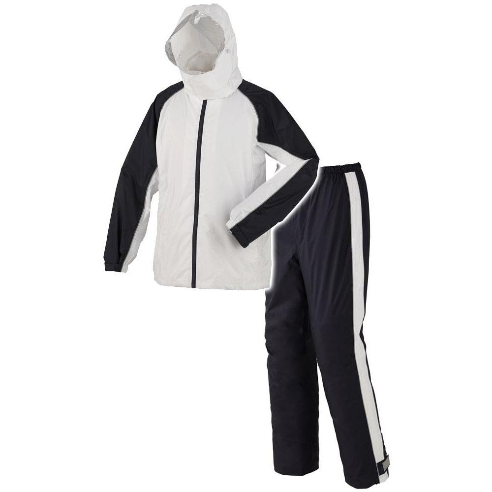 スミクラ 透湿 STスーツ A-650ホワイト A-650ホワイト STスーツ スミクラ LL「他の商品と同梱不可」, Redone レッドワン:1521f52d --- officewill.xsrv.jp