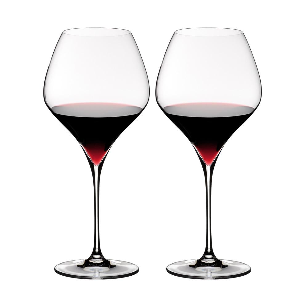 リーデル ヴィティス ピノ・ノワール ワイングラス 770cc 403/7 2脚セット 845「他の商品と同梱不可/北海道、沖縄、離島別途送料」