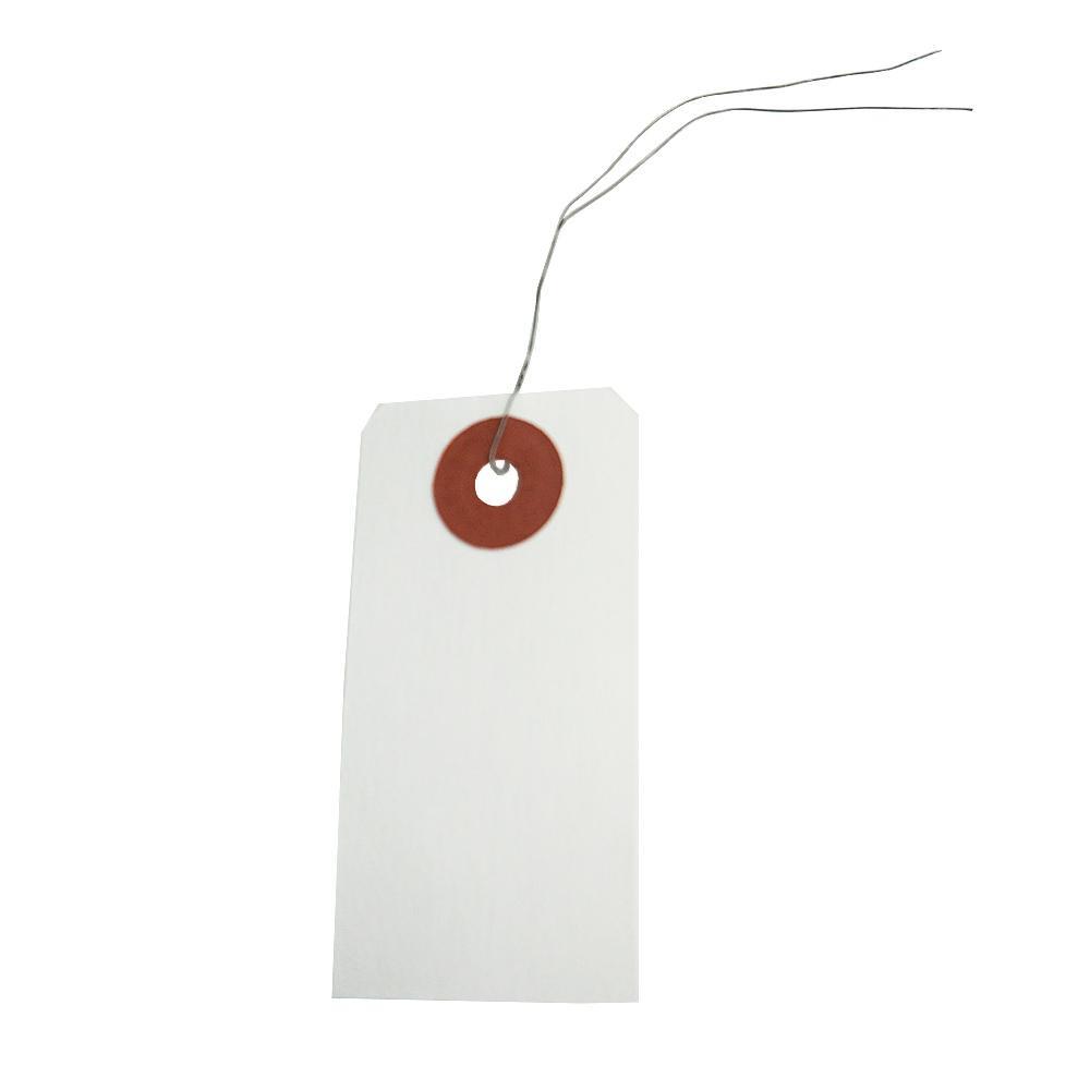 ササガワ タカ印 25-1310 耐水紙荷札 豆(H60×W30mm) 2000枚「他の商品と同梱不可/北海道、沖縄、離島別途送料」