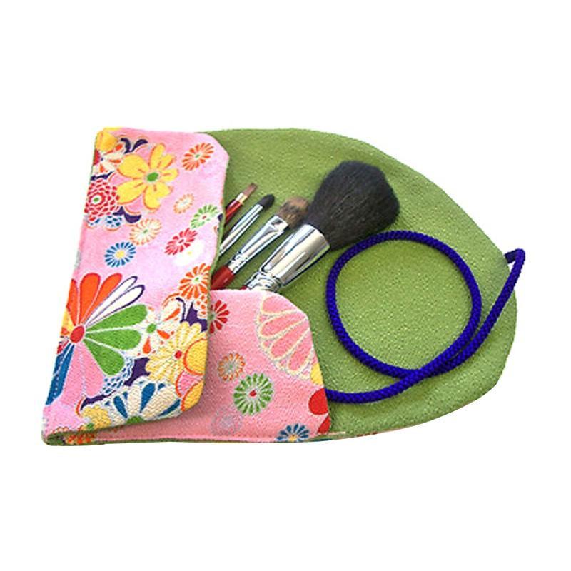 【代引不可】和風化粧筆セット4本A WA-4A「他の商品と同梱不可/北海道、沖縄、離島別途送料」