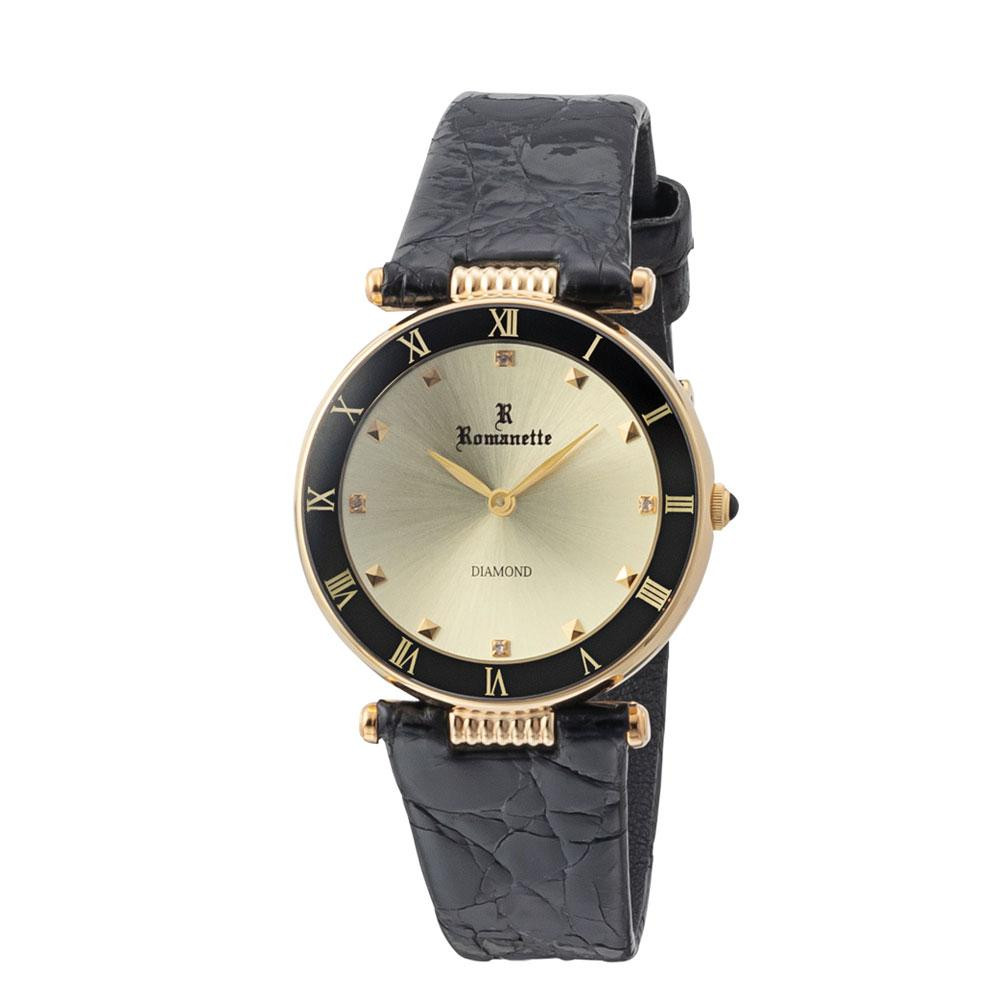 ROMANETTE(ロマネッティ) メンズ 腕時計 RE-3530M-02「他の商品と同梱不可/北海道、沖縄、離島別途送料」