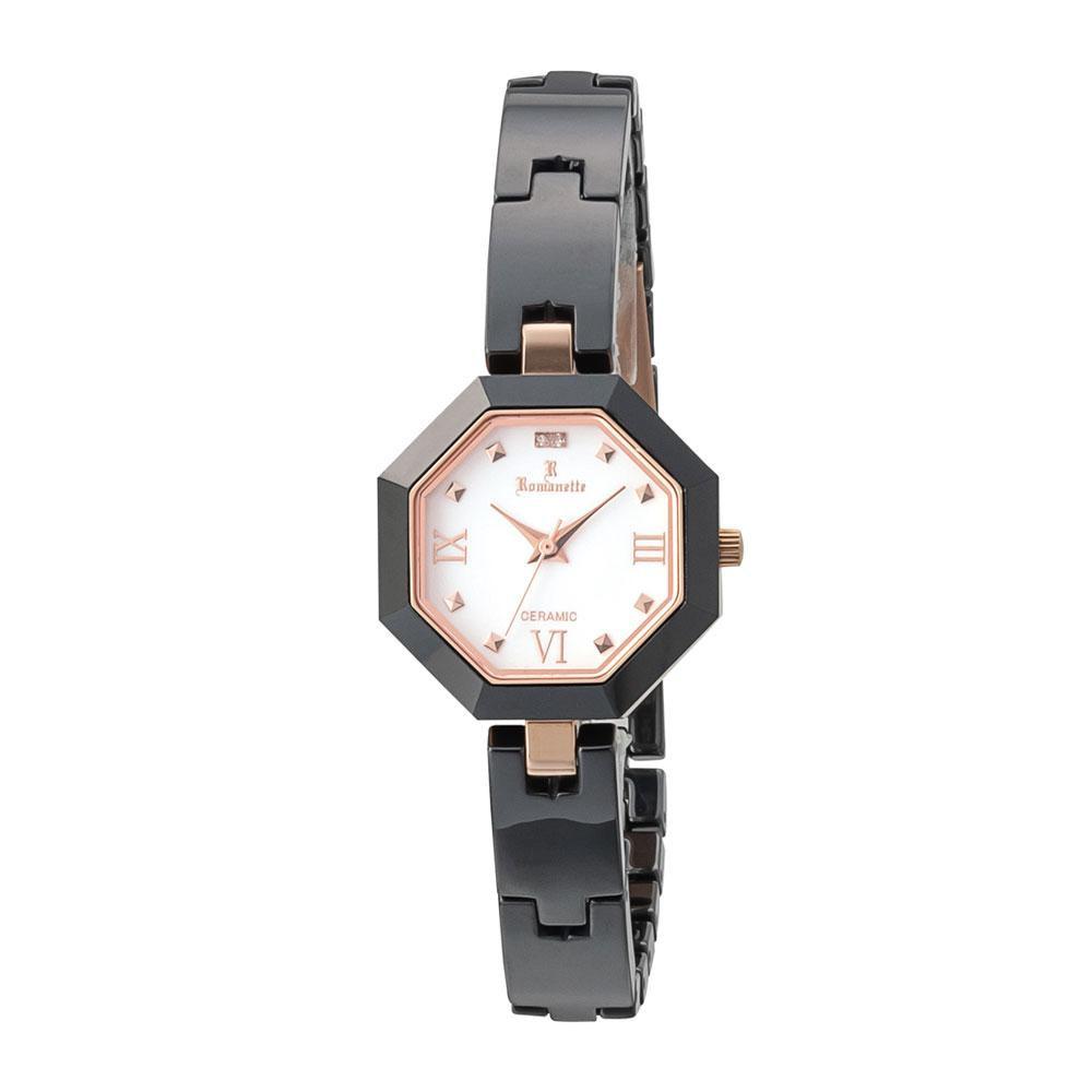 ROMANETTE(ロマネッティ) レディース 腕時計 RE-3533L-04「他の商品と同梱不可/北海道、沖縄、離島別途送料」