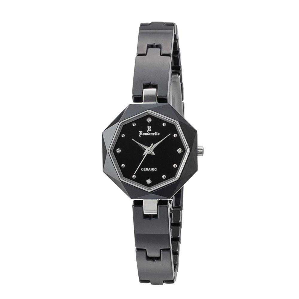 ROMANETTE(ロマネッティ) レディース 腕時計 RE-3532L-01「他の商品と同梱不可/北海道、沖縄、離島別途送料」