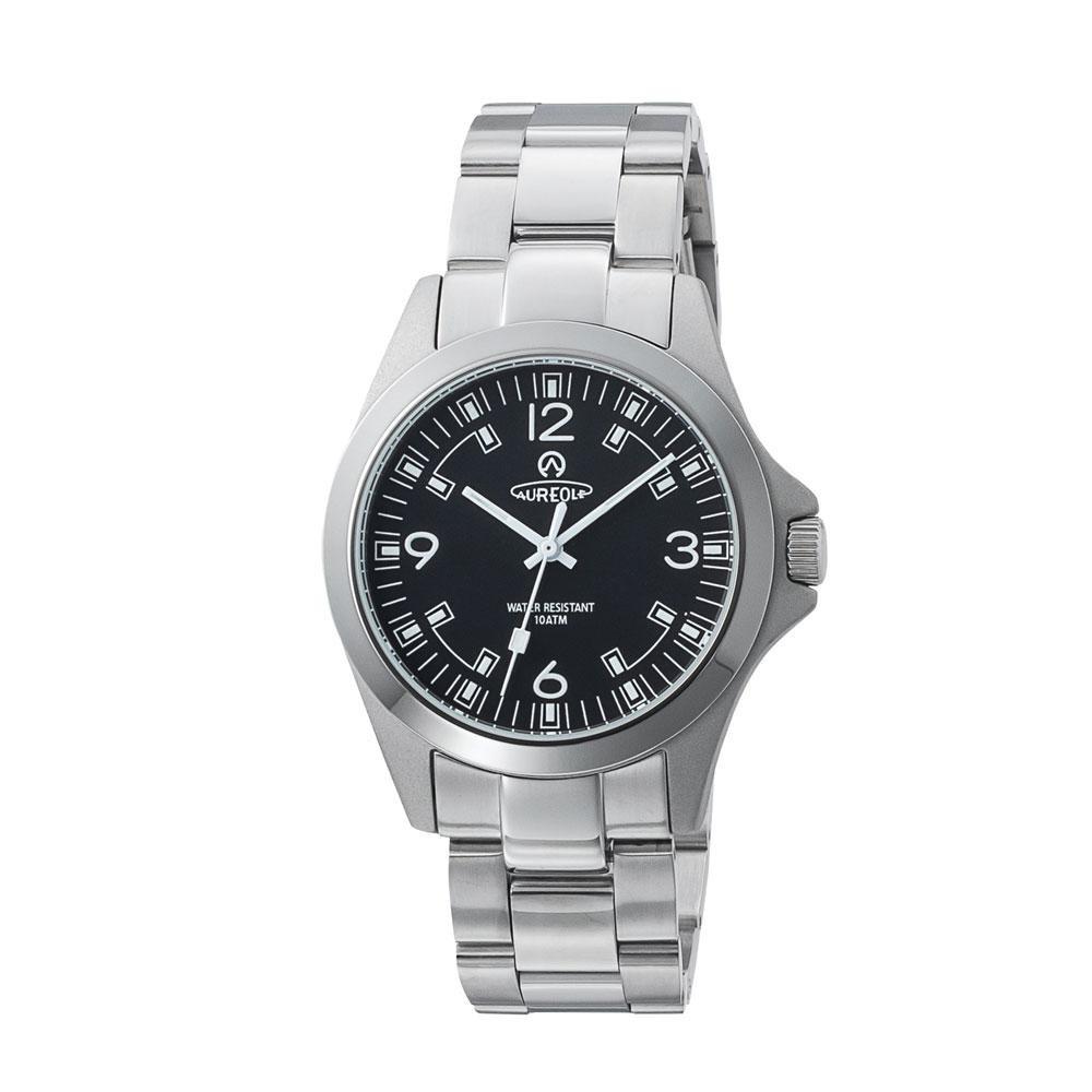 AUREOLE(オレオール) スポーツ メンズ 腕時計 SW-616M-01「他の商品と同梱不可/北海道、沖縄、離島別途送料」