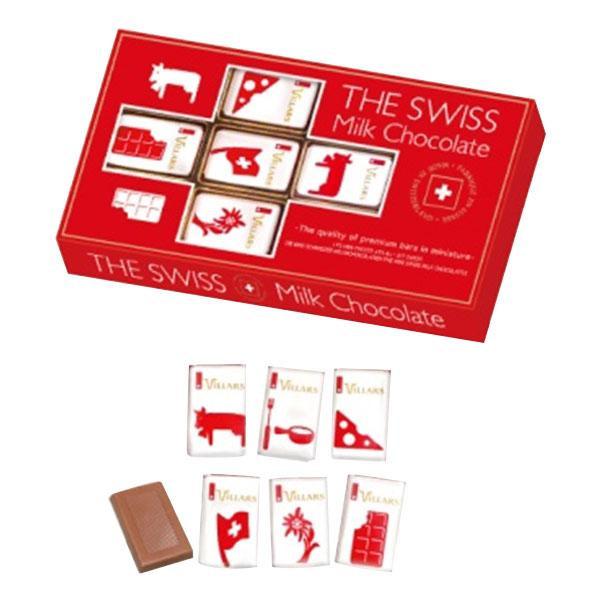 【代引不可】ビラーズ THE SWISS ミルクチョコ 12P 18箱 100001790「他の商品と同梱不可/北海道、沖縄、離島別途送料」