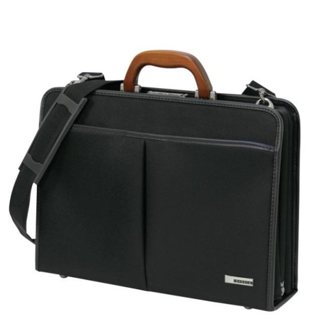 BAGGEX 旭 ダレスバッグ M 24-0295 ブラック「他の商品と同梱不可/北海道、沖縄、離島別途送料」