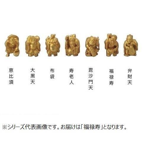 高岡銅器 銅製置物 吉祥 福禄寿 45-09「他の商品と同梱不可/北海道、沖縄、離島別途送料」
